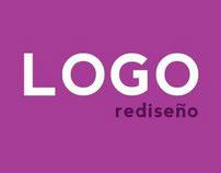 rediseño logotipos
