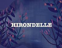 HIRONDELLE