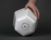 Unmonday 4.3L - Independent Ceramic Airplay Speaker