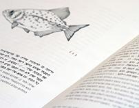 מחזור אחד של חלום - עיצוב ספר