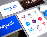 KeyWifi | Branding and Identity.