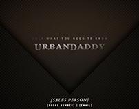 Urban Daddy Design Exploratory