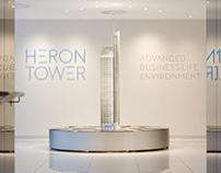 Heron Tower Marketing Suit