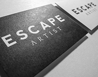 Escape Artist Business Cards