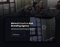 Monix - Creative And Branding Agency Website
