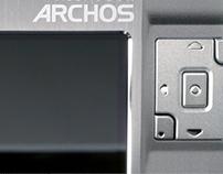 ARCHOS AV 500.