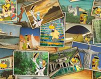Disney Prints | Agua de Coco |  SS/2014