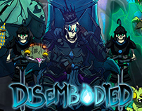 Disembodied: Collectible 01 - King on the throne