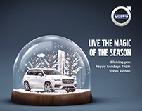 Volvo - Season Greeting Ad