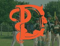 Baseball Team & Sponsor Logo Design / Branding