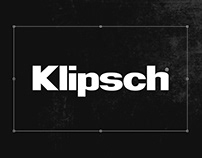 Klipsch Design Work