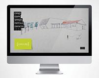 ESPAÇO AE - Website