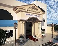 Noras Palace Facade Design