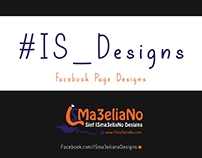 #IS_Designs | Facebook Page