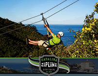 The Catalina Zip Line Ad