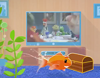 """AT&T Movers - """"Goldfish"""""""