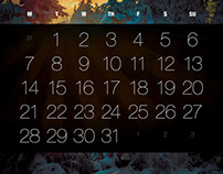 Film Noir Calendar