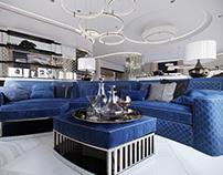 Luxury Penthouse furniture design