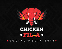 Chicken Fil-A Social Media