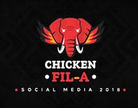Chicken Fil-A Social Media