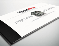 TrustOne Promotions Booklet & Tri-Fold