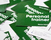 Personal trainter MG