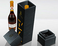 Royal Tokaji in concrate package
