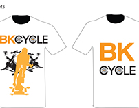 T-shirt Designs for Brooklyn Cycles