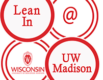 Lean In @ UW Madison Logo