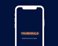 YOUSHOULD / App & Site Web design