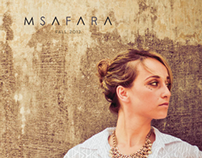 Msafara- Apparel Design and Look Book