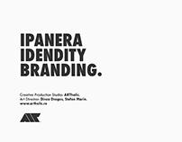 ipanera. branding. identity.