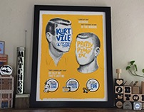 KURT VILE & THE VIOLATORS - POSTER