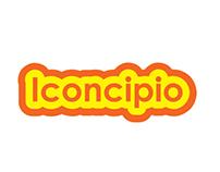 Logo Design for Iconcipio