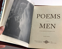 Poems about Men book