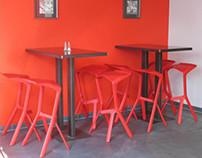 Bar à Salade - Projet réalisé avec So&Lo