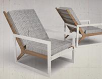 Modern Garden Chair