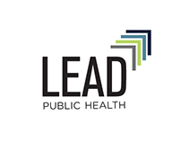 LEAD Public Health Logo Design