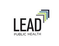 LEAD Public Health Logo Design