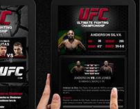 UFC para iPad