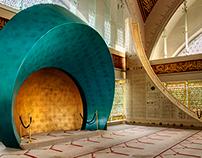 Sakirin Mosque - Istanbul