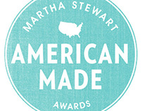 MARTHA STEWART – AMERICAN MADE AWARDS