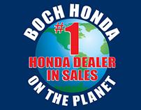 Honda Number 1