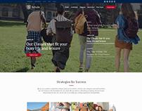 Schule website