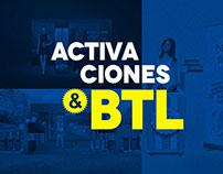 BTL / ACTIVACIONES / PDV