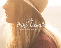 Heike Biener - Logo Design