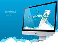 WebDesign  -  R-1 Telecom