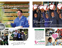 Collette Brochure Spread