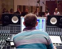 Grabación Segundo CD de VALOVI en Estudio Santito