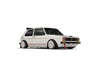 VW MKI GTI 1985